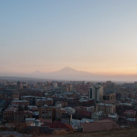Armenia Surmounts New Challenges In Consolidating Democracy