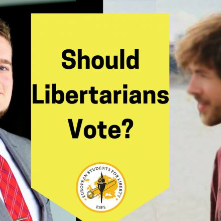 Liberty Face Off: Should Libertarians Vote?