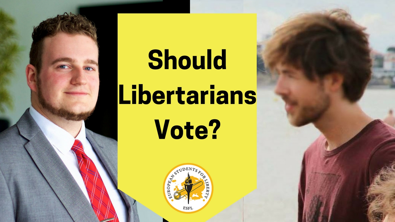 Liberty Face Off: Should Libertarians Vote?
