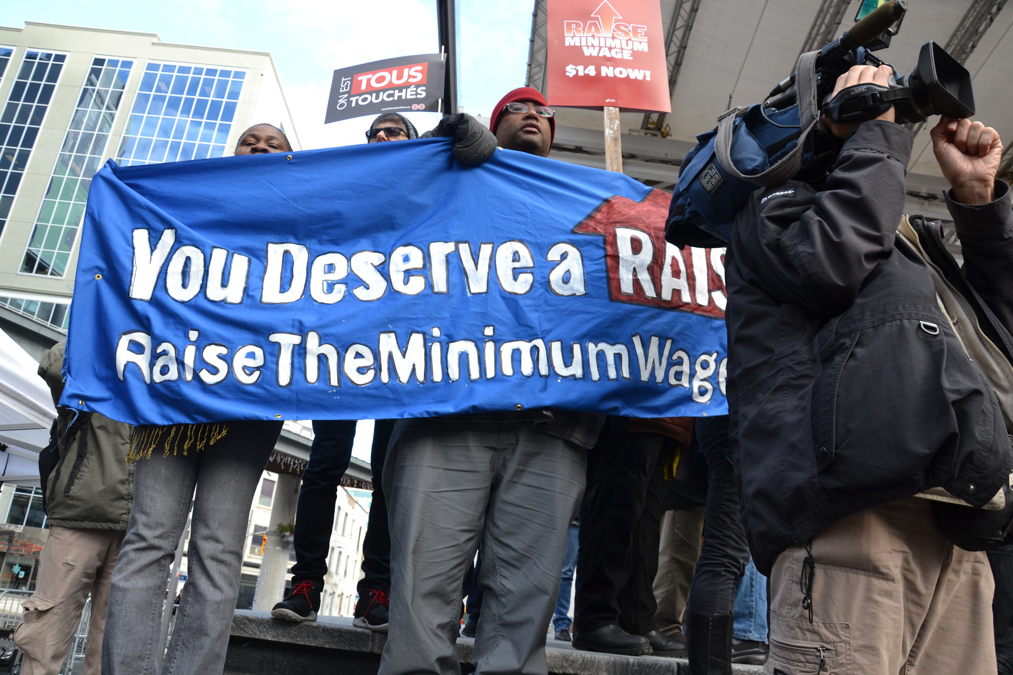 In Europe, Workers Use Minimum Wage Laws to Exclude their Competition