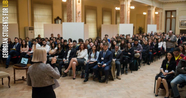 Making History in Georgia – ESFL's Biggest Regional Conference Yet #TbilisiRC16