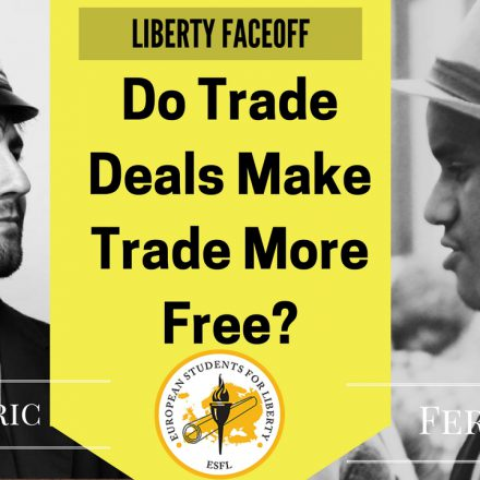 Liberty Face Off: Do Trade Deals Make Trade More Free?