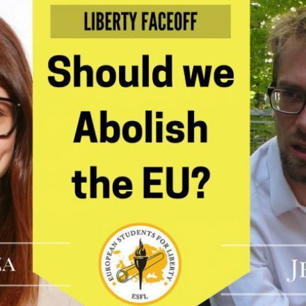 Liberty Face Off: Should We Abolish The EU?