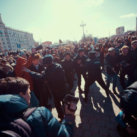 Russian Student Uprising: For Liberty, Against Putin