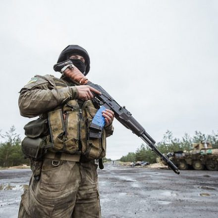 Why Both the Russian and Ukrainian Government Benefit from the War in Ukraine