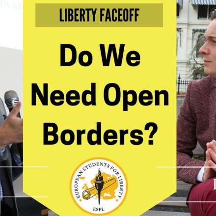 Liberty Face Off: Do We Need Open Borders?