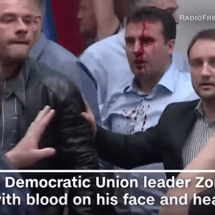 Violent Political Conflicts: What is going on in Macedonia?