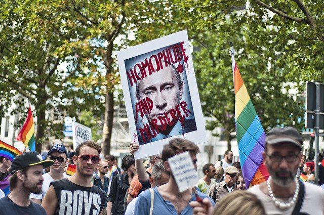 Homophobic Purges in Putinland