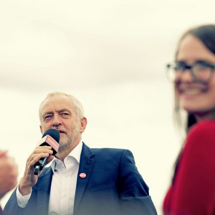 Jeremy Corbyn: Britain's Populist Answer to Trump