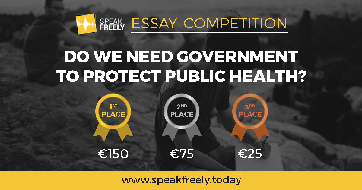 Announcing the Speak Freely Launch Essay Competition