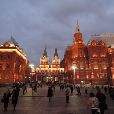 There Is a Grassroots Revolution Brewing in Moscow