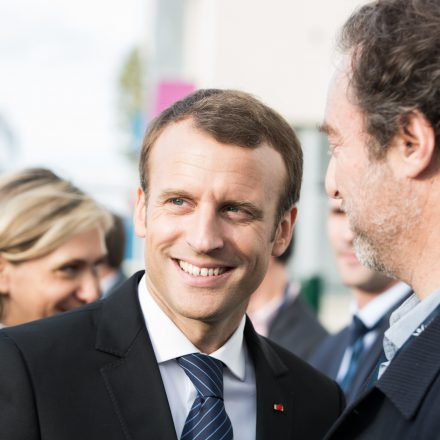 Macron Wants a Ministry of Truth