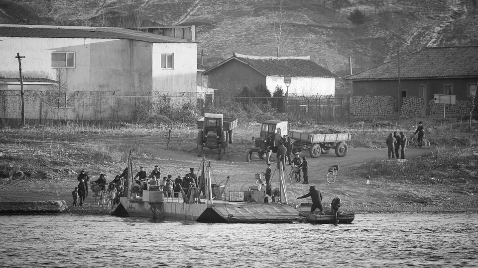 In North Korea, Black Markets Are Saving Lives
