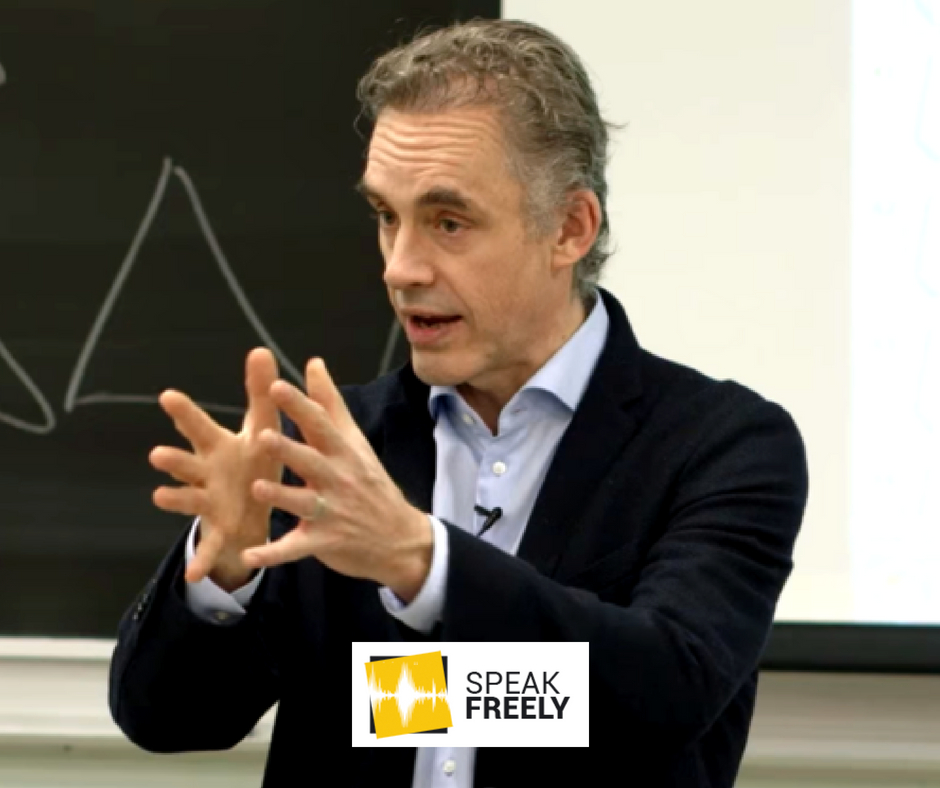 We should be careful in our embrace of Jordan Peterson