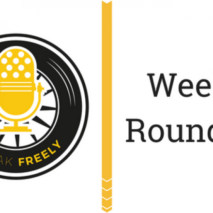 Speak Freely's Weekly Round Up – 27/05/2018