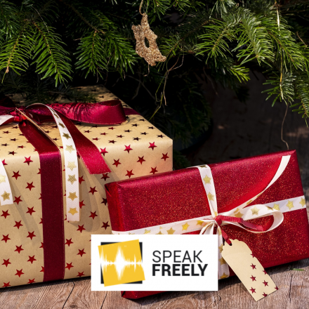 Merry Christmas from Speak Freely!