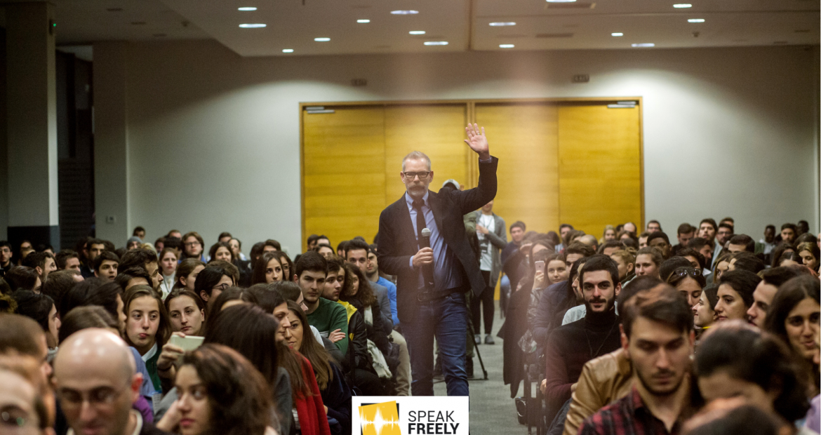 An Interview with Free The People's Matt Kibbe