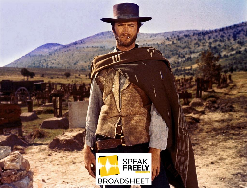 Clint Eastwood: A Libertarian Role-Model