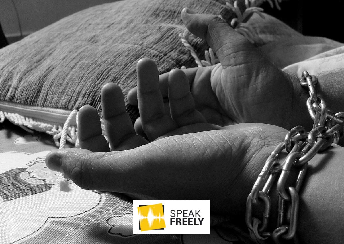 We Must Eradicate Modern Day Slavery