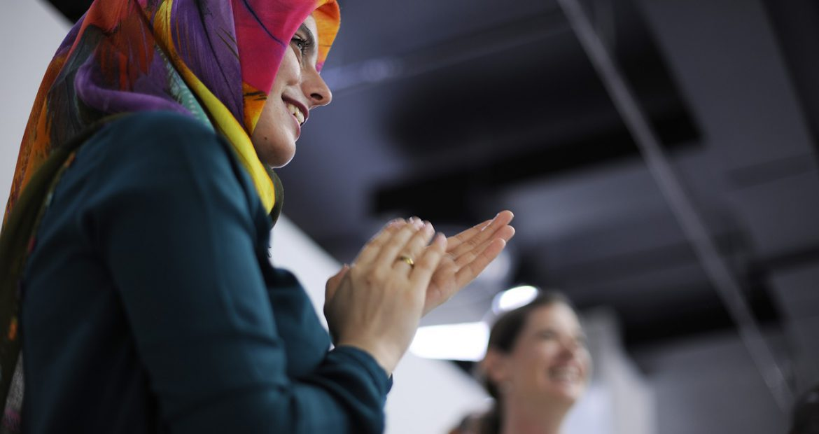 A new chapter begins for women in Afghanistan