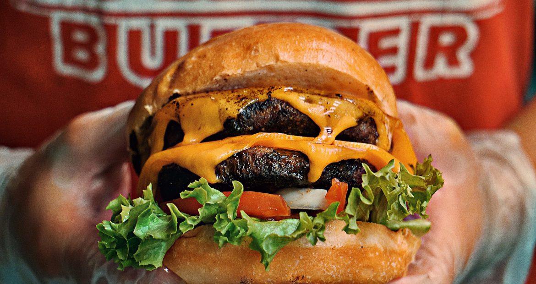 Harmless burgers will save the world